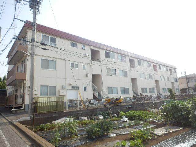 東橋本マンション外観写真
