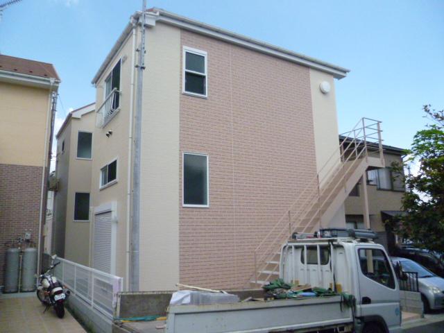 ラ・シャンス東橋本第3 1号棟外観写真