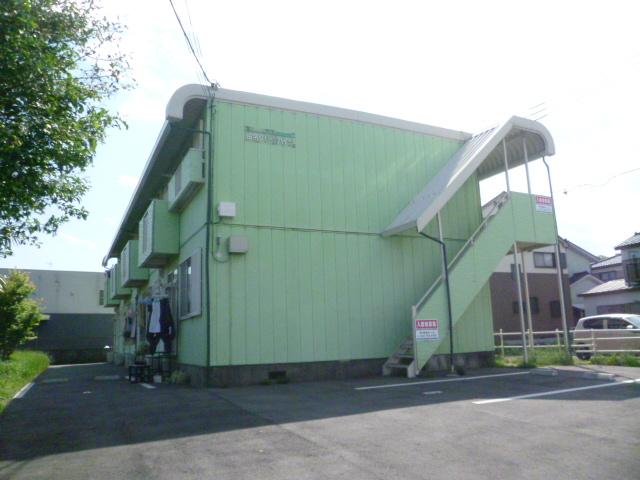 田名グリーンハイツ外観写真