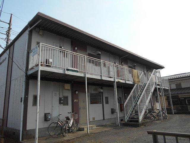 横尾小町ハイツ外観写真