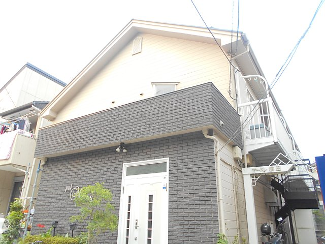 マードレ横田外観写真