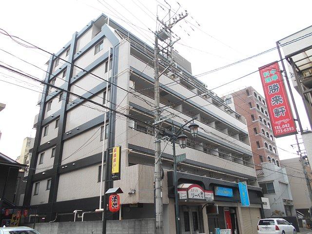 グランフェリシア南橋本駅前外観写真