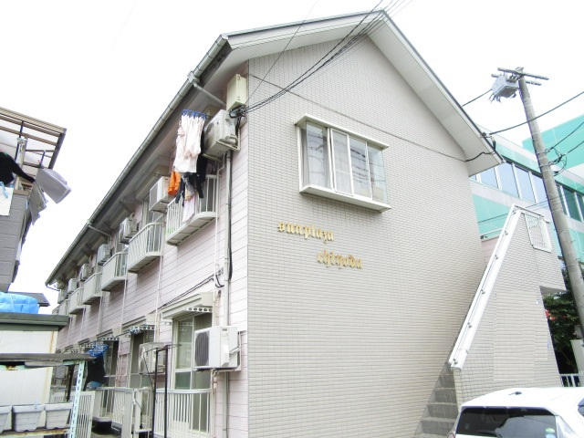 サンプラザ千代田外観写真