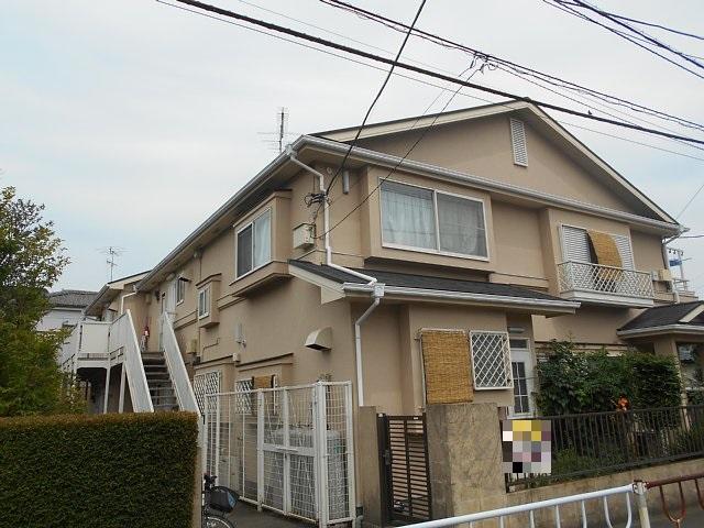 橋本アパート外観写真