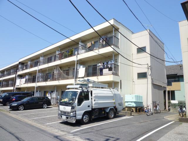 第5浅井マンション外観写真