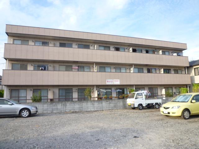 第8浅井マンション外観写真