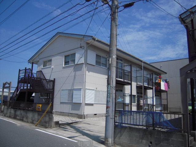 サンハイム堀江Ⅱ外観写真