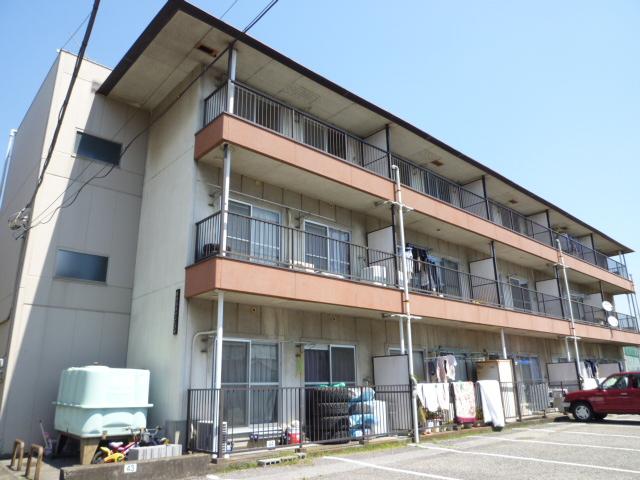 第3浅井マンション外観写真