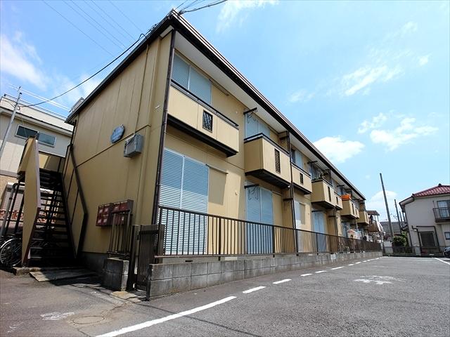 コーポ和田外観写真