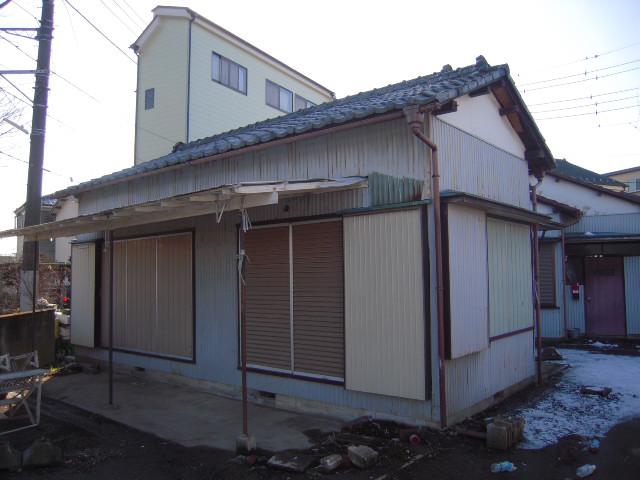 藤井貸家外観写真