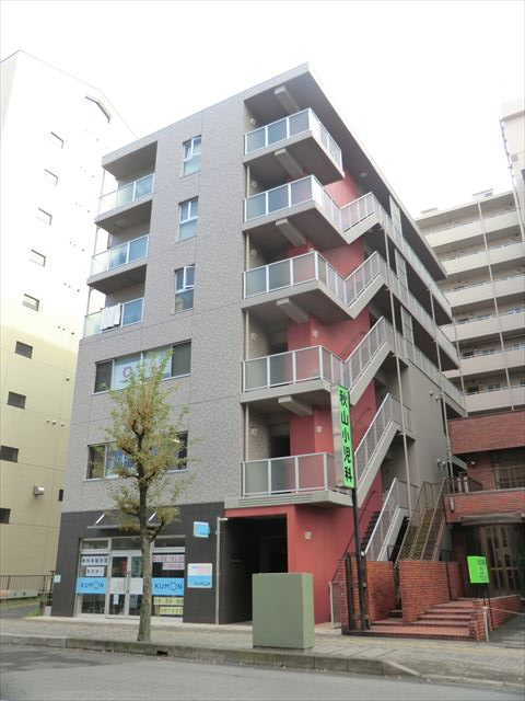 Sakura Building外観写真