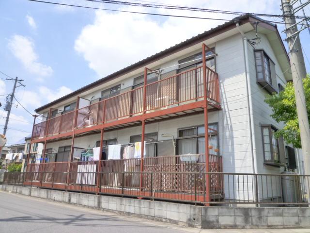 コーポウエタケ2外観写真
