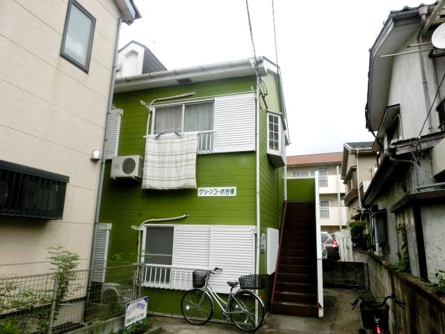グリーンコーポ谷塚外観写真