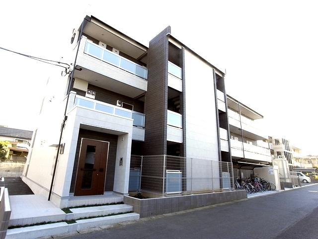 リブリ・HANA2012外観写真