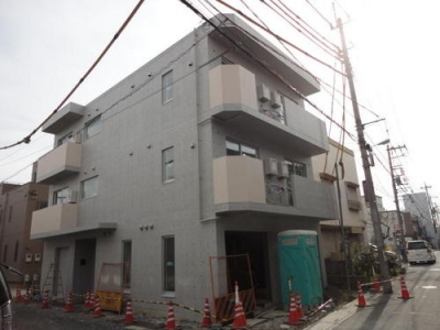 フォーレスト弐番館外観写真