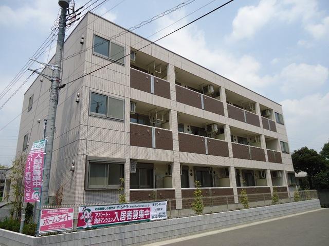 メゾンドU参番館外観写真