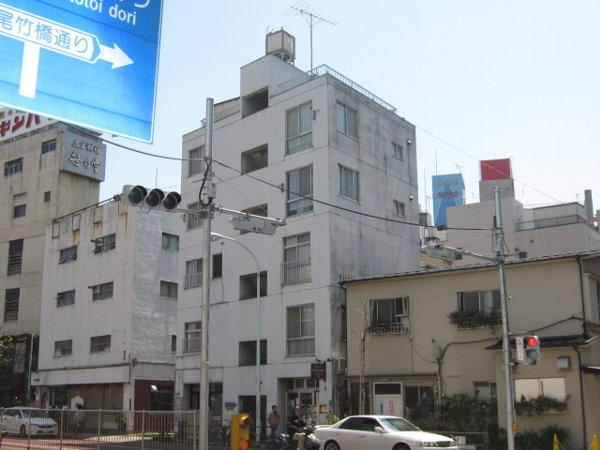 篠田アパートメント外観写真