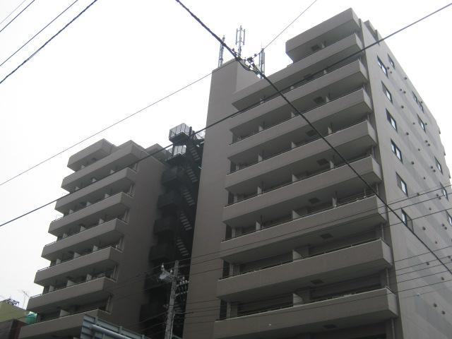 コスモ田端外観写真