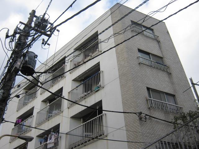 中野マンション外観写真