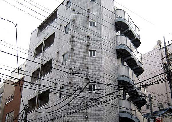 ビーンズ平井外観写真