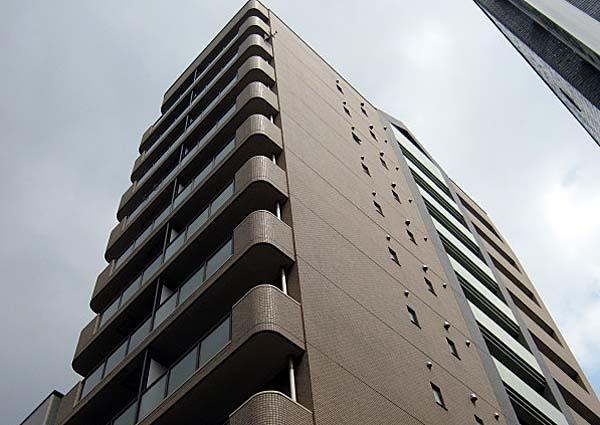 竹山ビル五番館外観写真