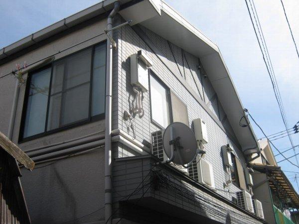 ハイツ徳山外観写真