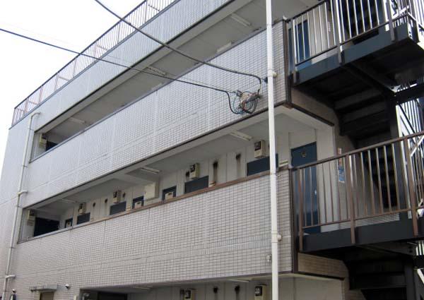 パステルフローラ外観写真