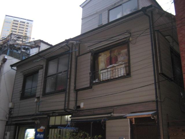 坂本荘外観写真
