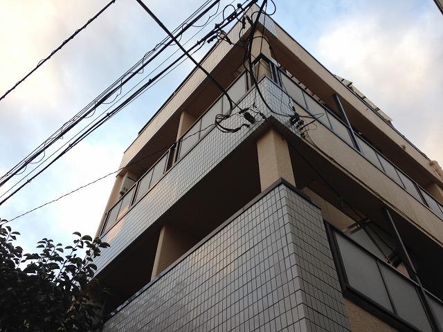 東尾久グリーンハイツ外観写真