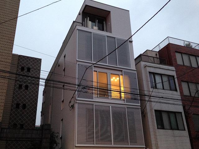 I Terrace上野桜木外観写真