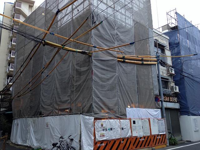 MH三ノ輪外観写真