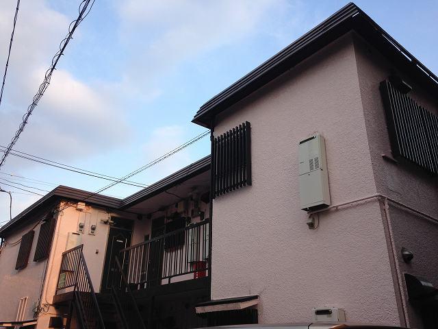 ハイツ山田外観写真