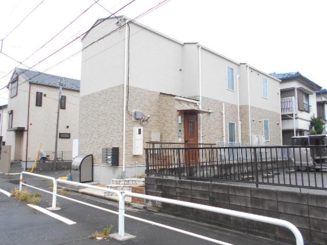 古千谷本町シェアハウス外観写真