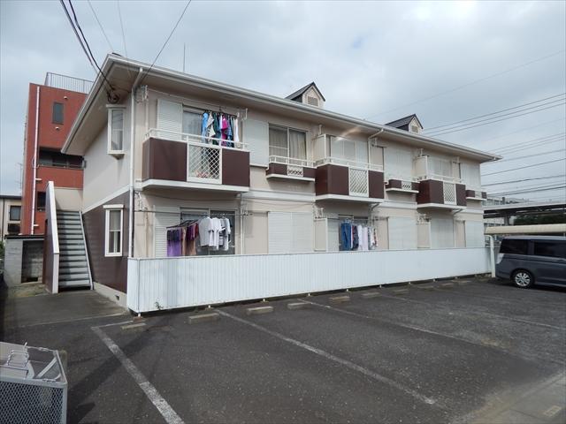 グランハイム尾島外観写真