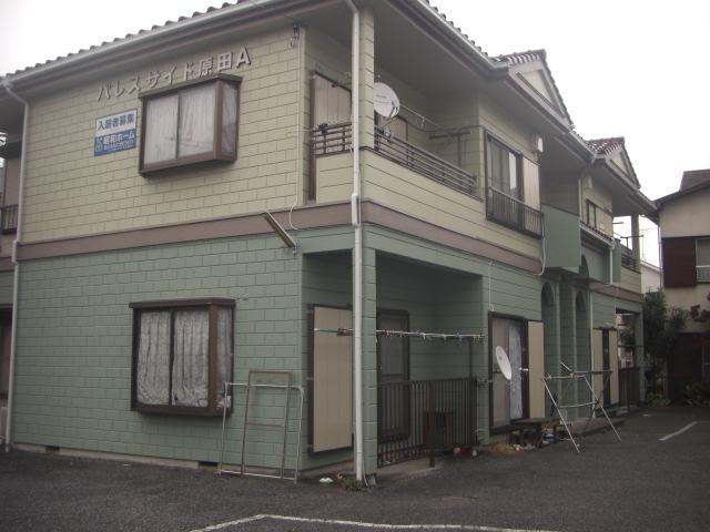 パレスサイド原田A外観写真