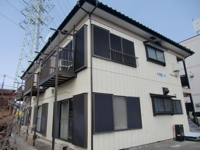 第2斉藤コーポ外観写真
