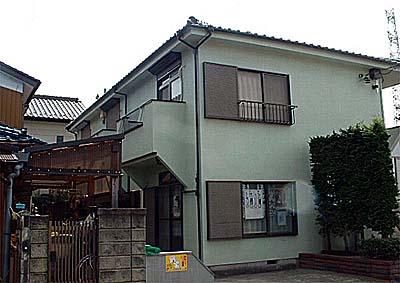 村田コーポ第2外観写真