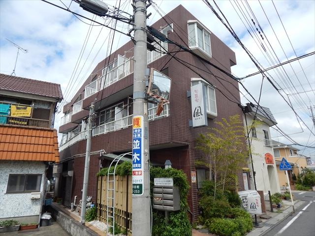 ワンルームハイツ本田町外観写真