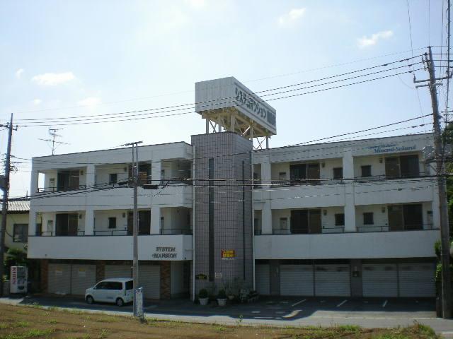 システムマンション南桜井外観写真