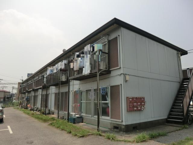 ハイツ中村外観写真