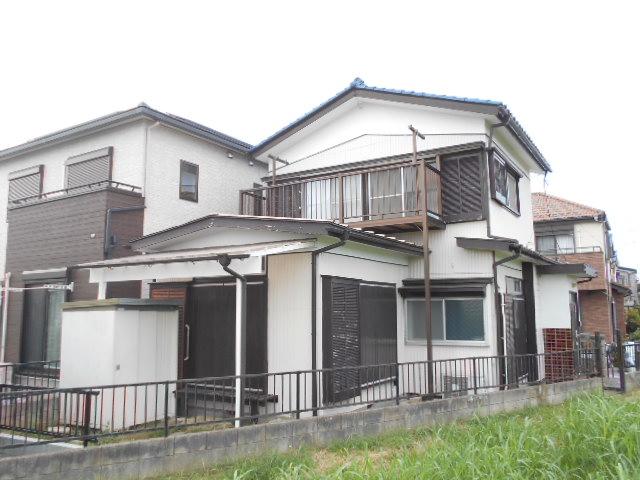 新宿新田R11外観写真