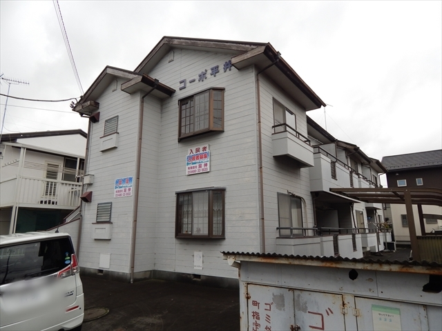 コーポ平井外観写真