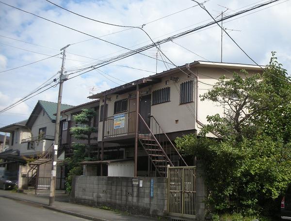 田島アパ-ト外観写真