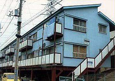 第二富士見ハイツ(荏田西)外観写真