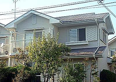 エステート江田北6号棟外観写真