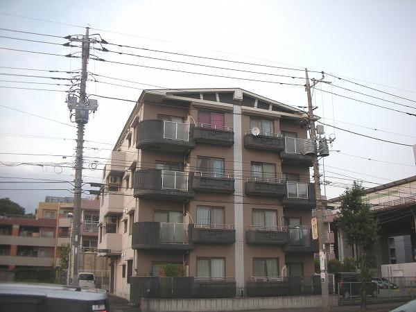 あざみ野第5エステービル外観写真