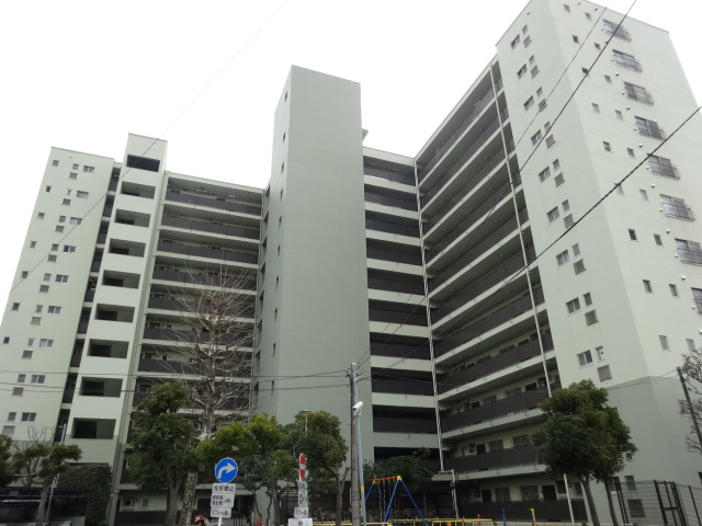 江田ビレジA外観写真