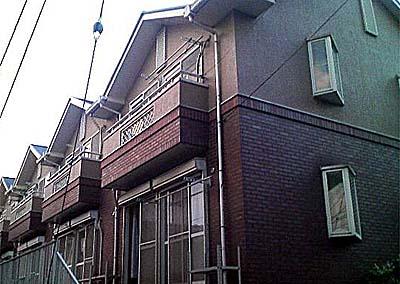 グリーンハイム弐番館外観写真