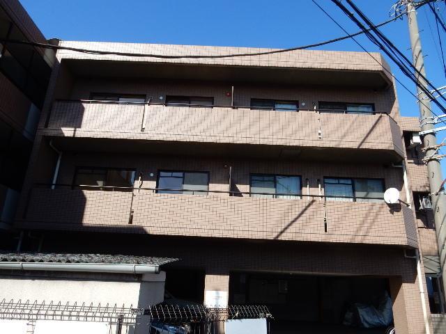 シティフォーラム梶ヶ谷Ⅱ外観写真