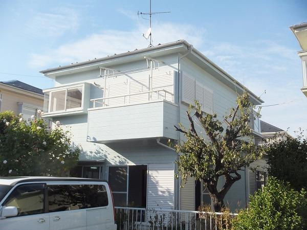 荏子田一戸建住宅外観写真